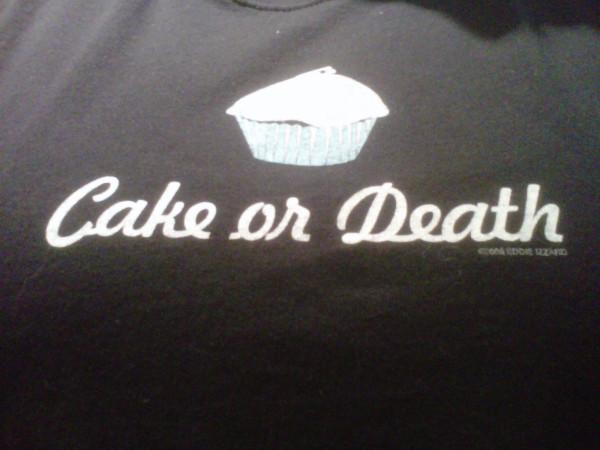CakeorDeath