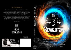 The 434 Revolution full cover