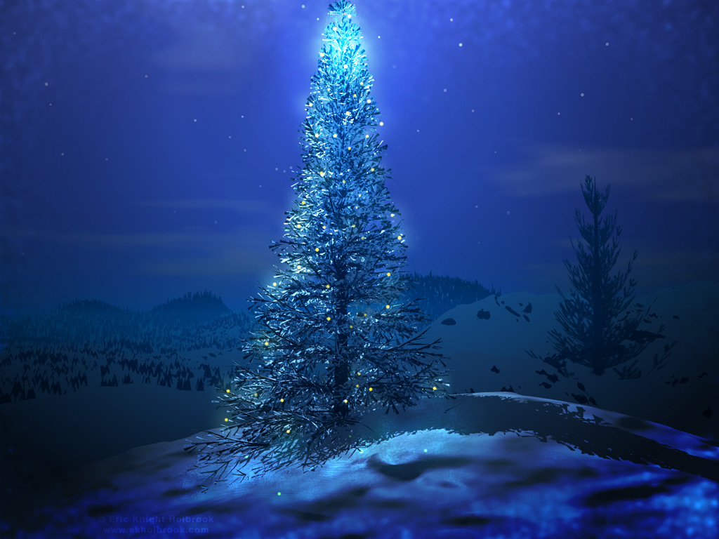 Christmas-Tree-Background-Wallpaper