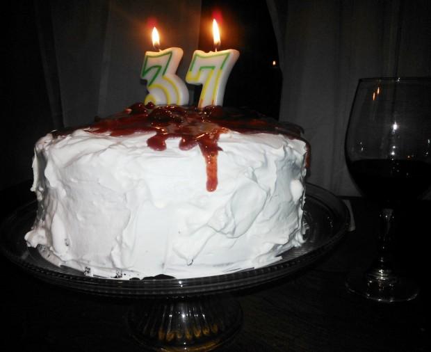 Drunken Irish Cake